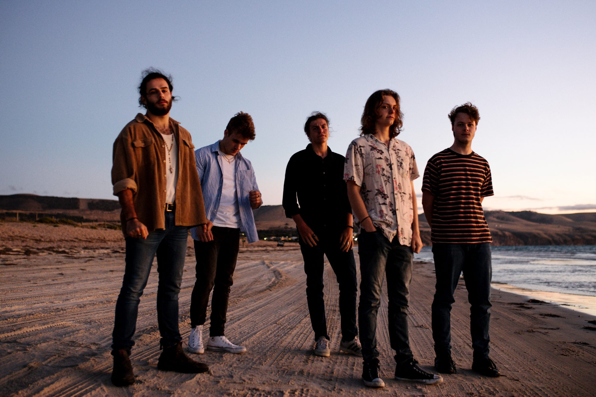 Adelaide's Indie Pop-Rock Quintet, Broken Waves Today Release Their Debut Ep, Turning Point.