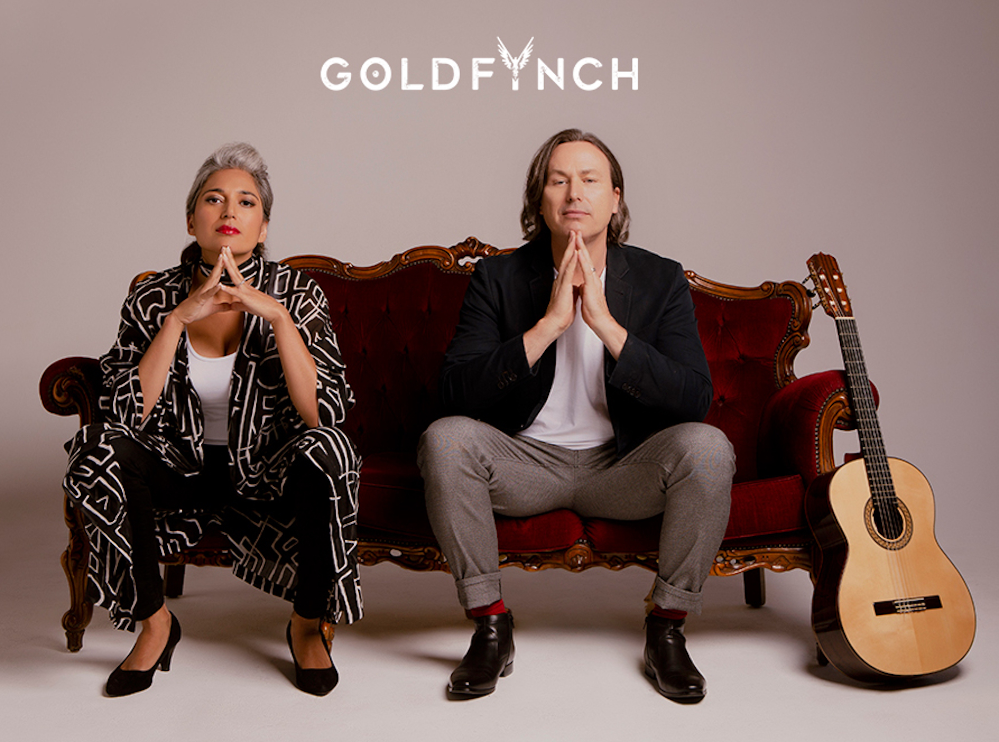 GOLDFYNCH REVEAL DEBUT SINGLE & VIDEO 'BRIGHTER DAY'
