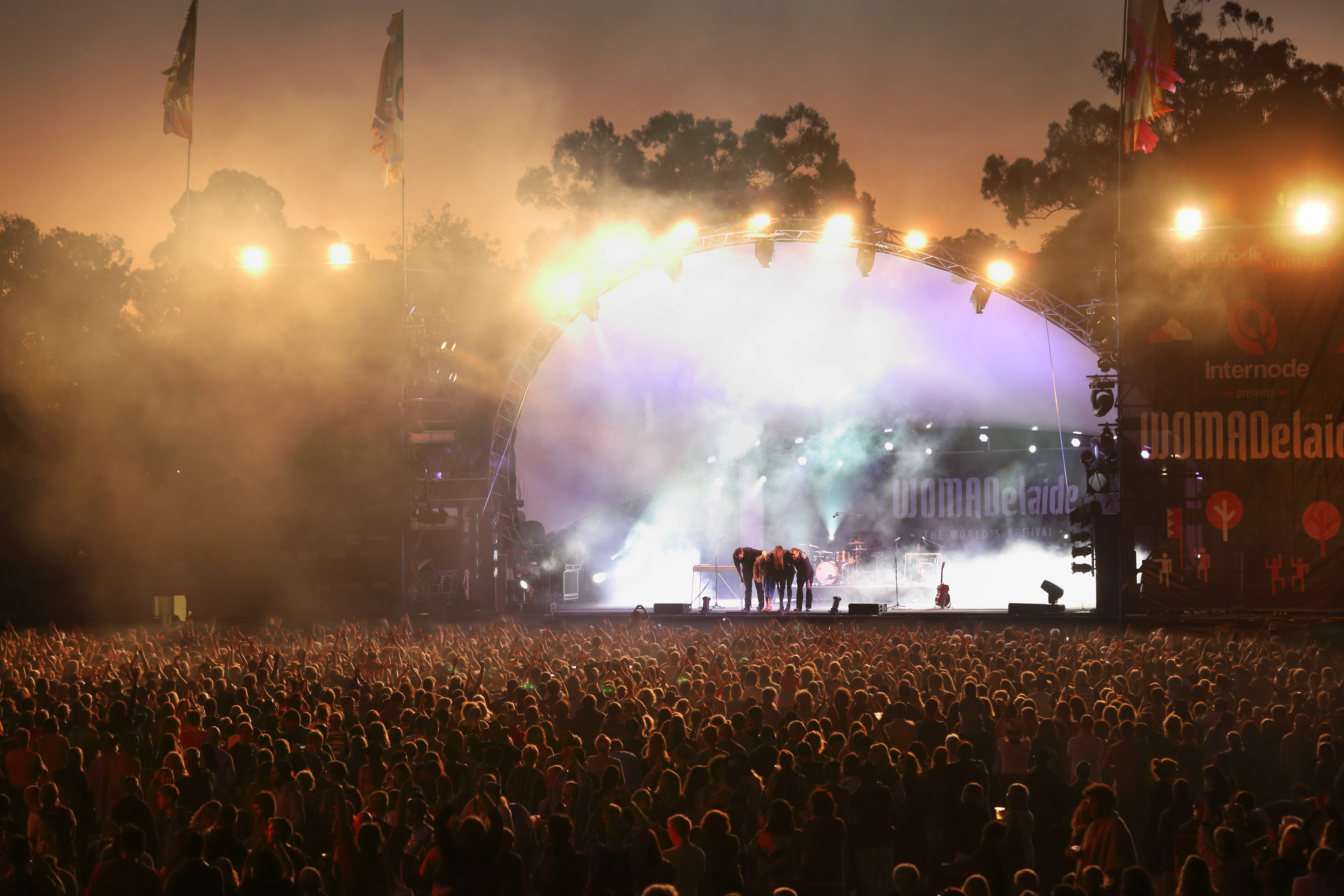 WOMADELAIDE FESTIVAL CELEBRATES 30 YEARS WITH A RETURN TO BOTANIC PARK